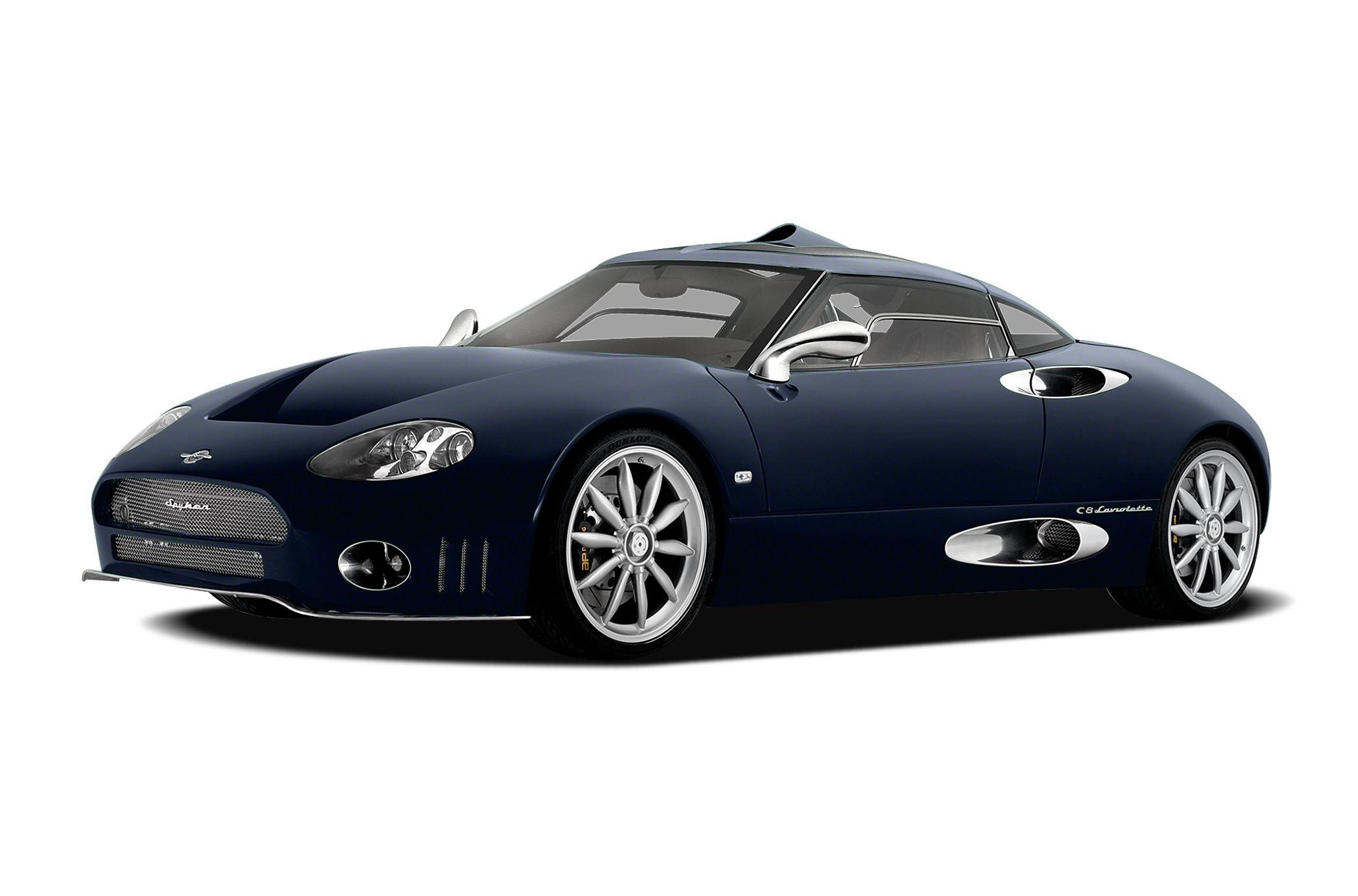 2009 Spyker C8 Laviolette