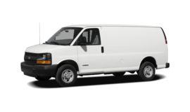 2010 Chevrolet Express 2500
