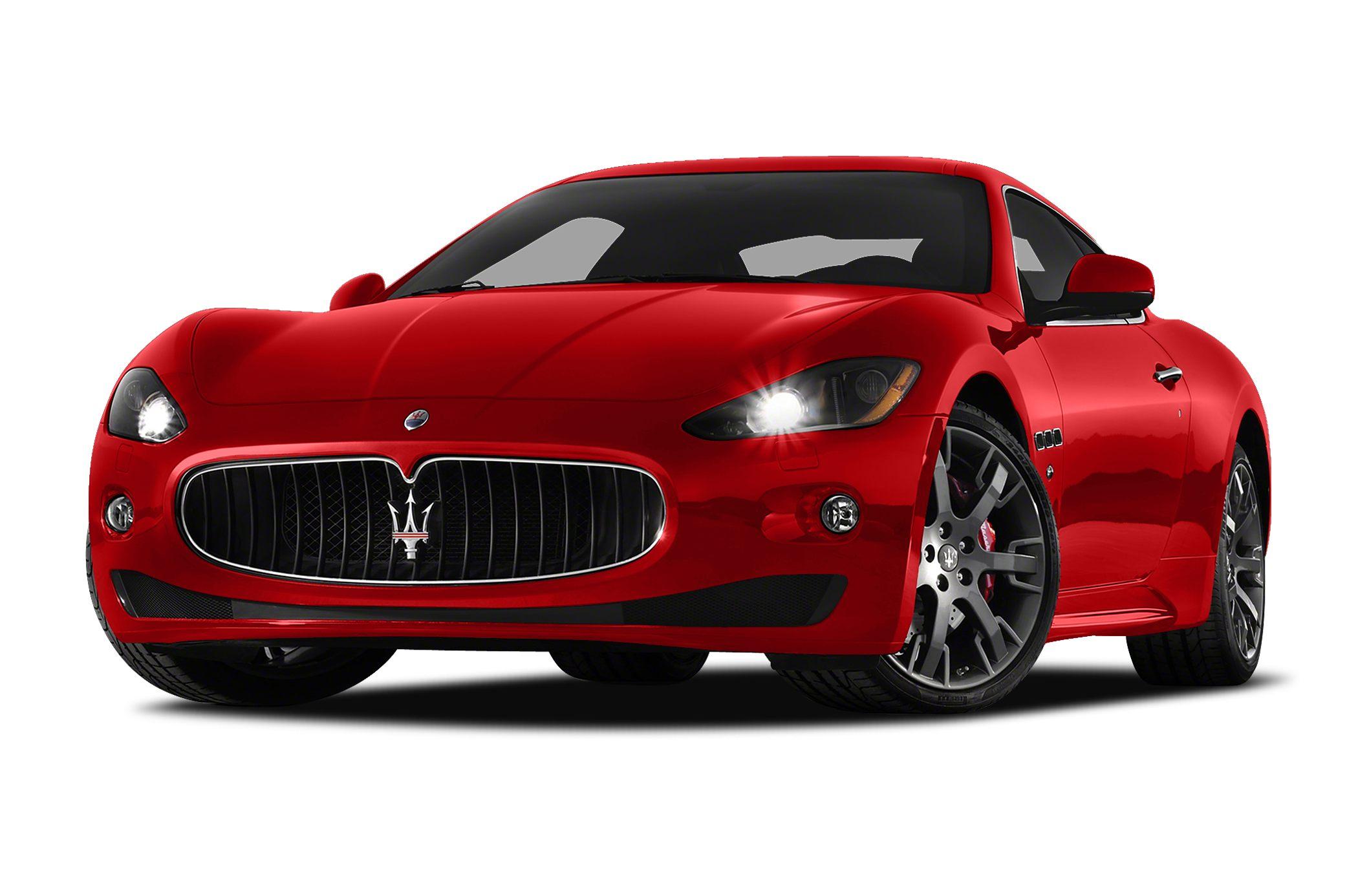 2010 Maserati GranTurismo