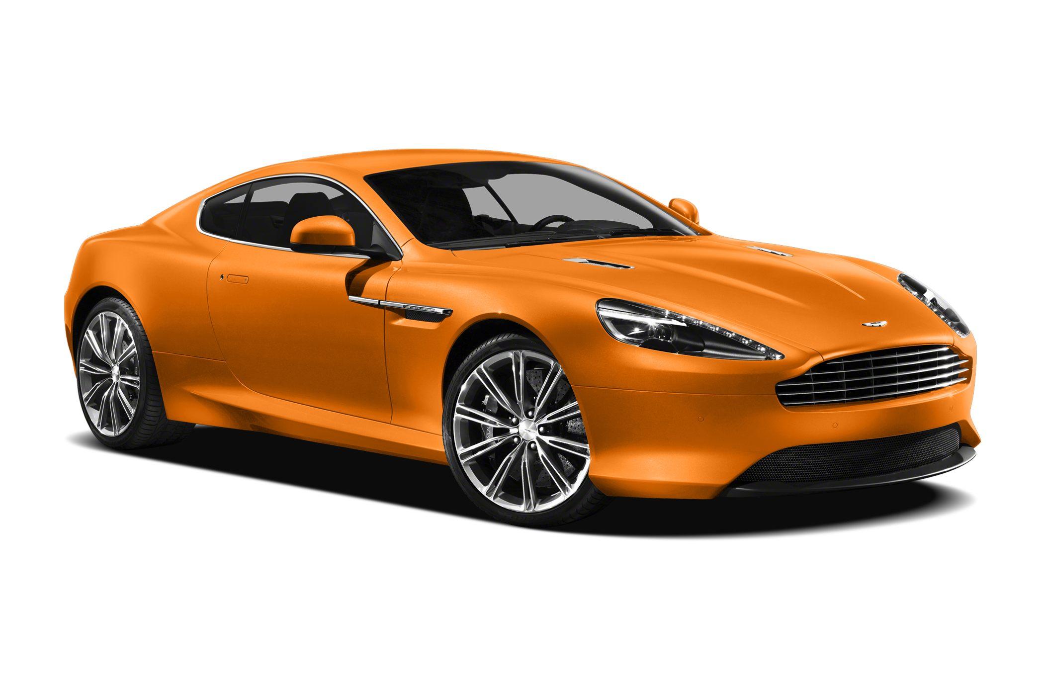 2011 Aston Martin Virage