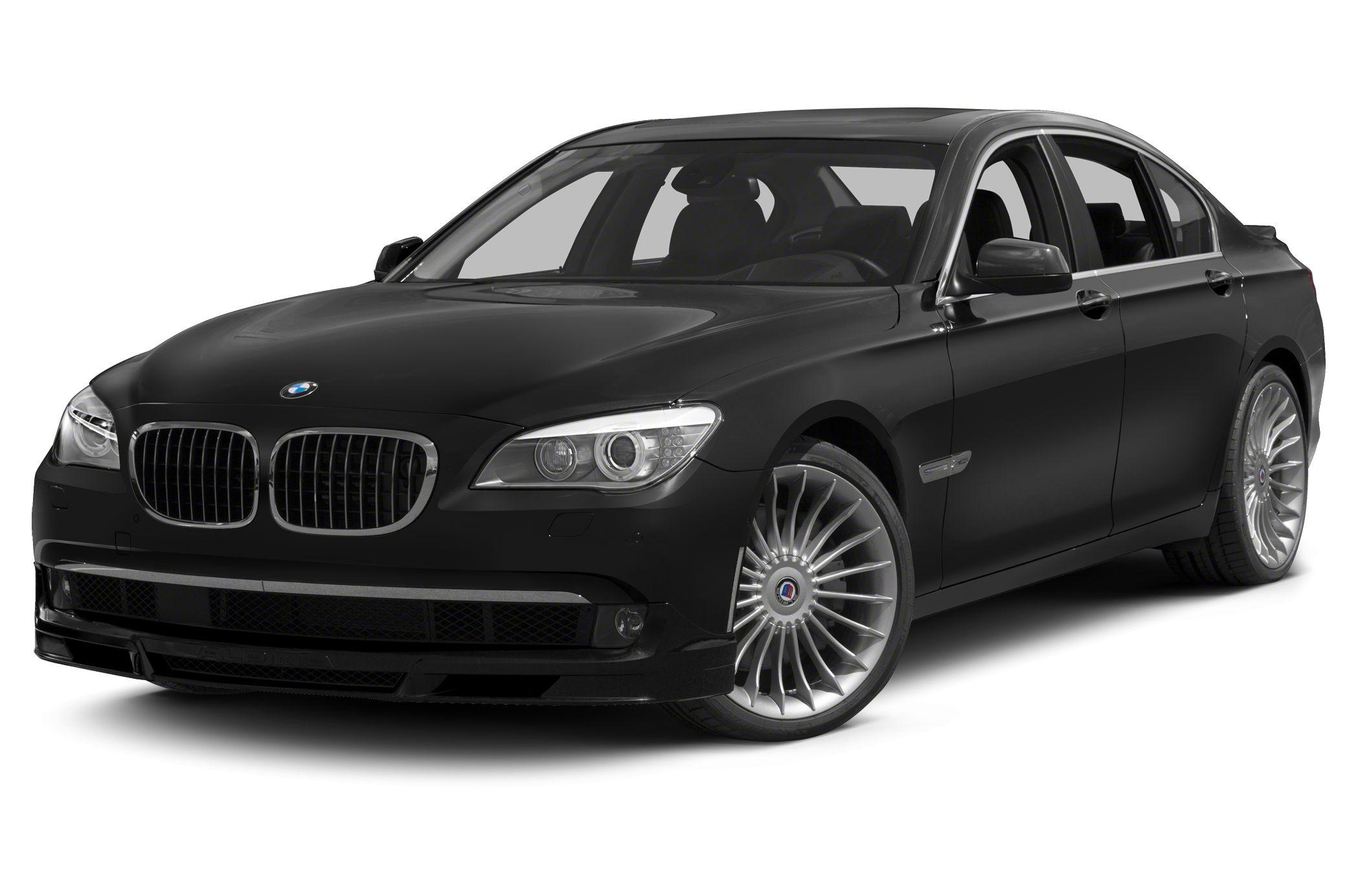 BMW ALPINA B7 2011