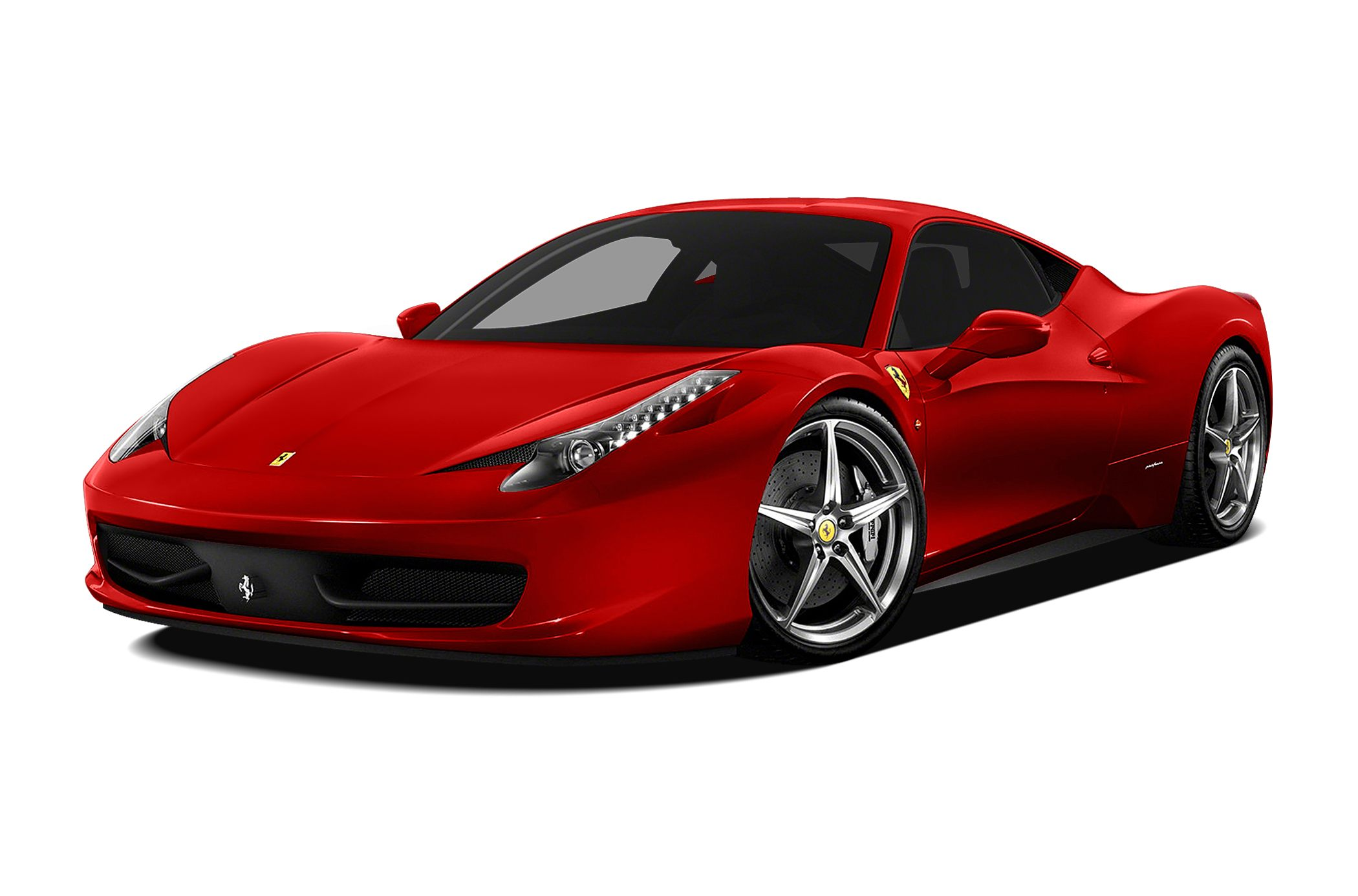 2011 Ferrari 458 Italia