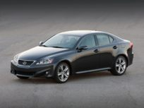 2013 Lexus IS 350 4dr Rear-wheel Drive Sedan Base