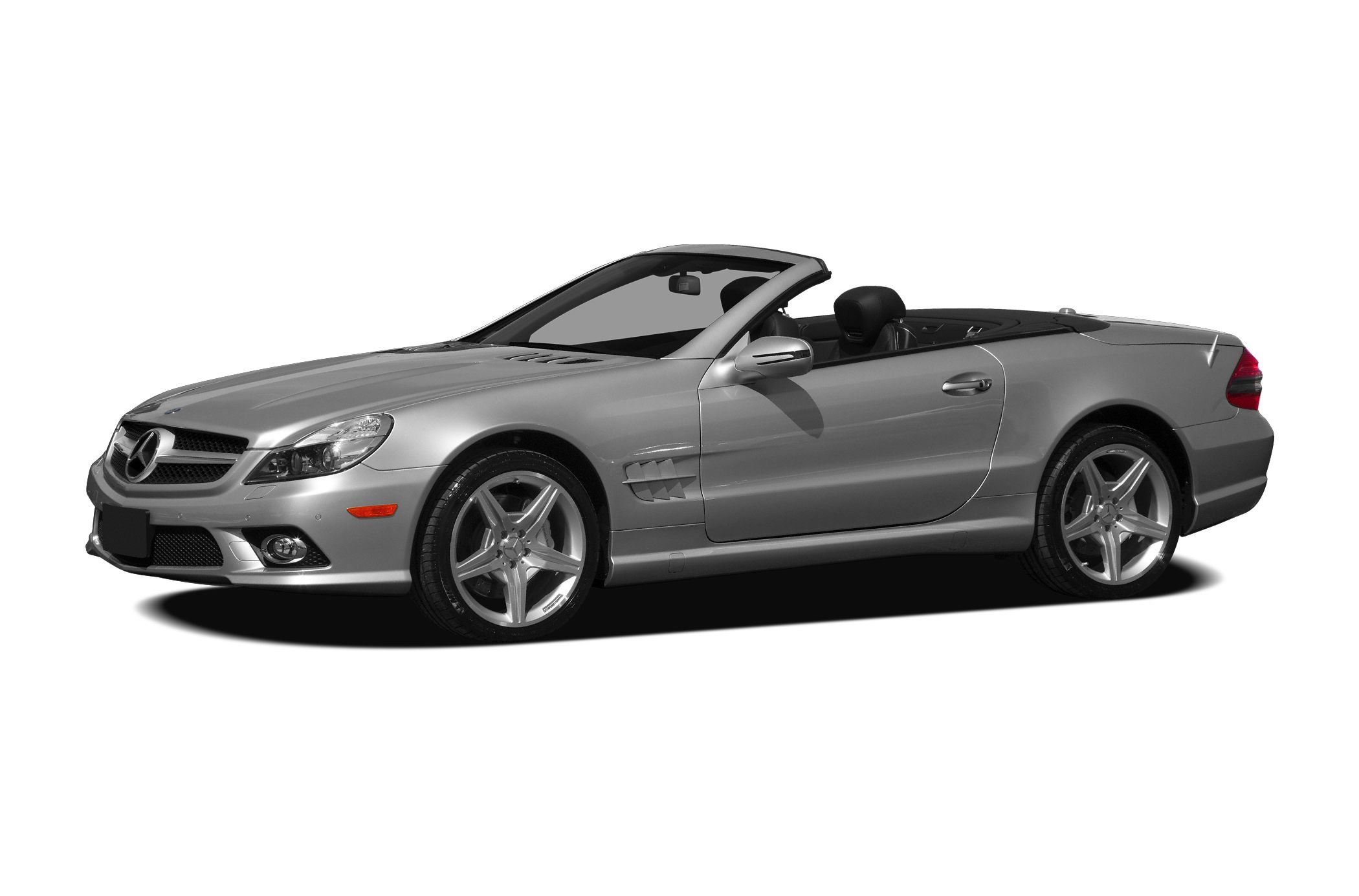 2011 Mercedes-Benz SL-Class