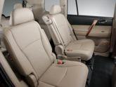 2012 Toyota Highlander 4dr Front-wheel Drive Base