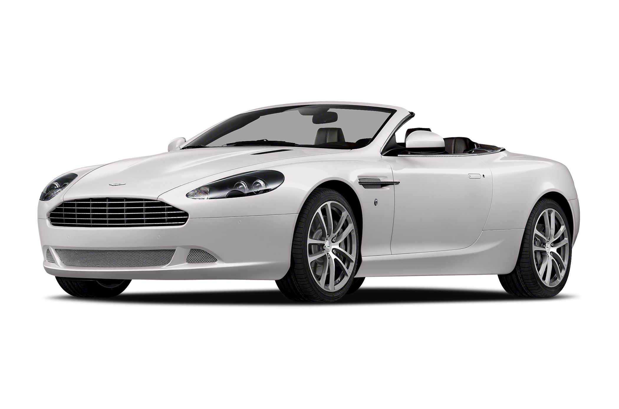 2012 Aston Martin DB9