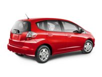 2012 Honda Fit 4dr Hatchback DX