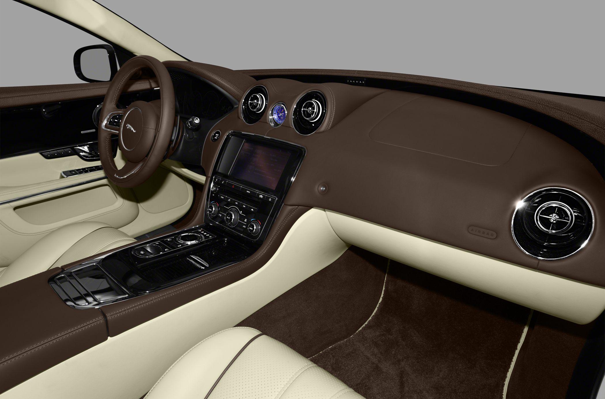 2012 XJ XJL Supersport - New Jaguar XJ XJL Supersport Prices, Reviews