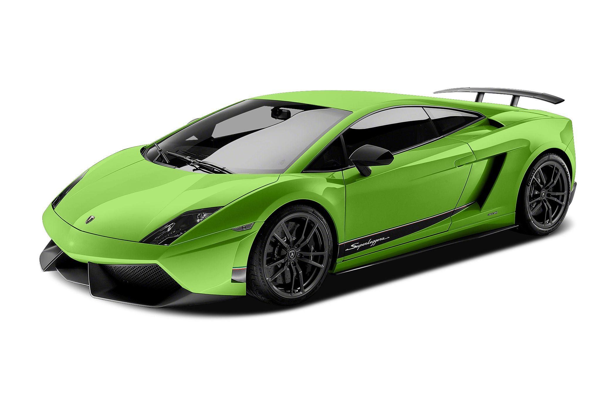 2012 Lamborghini Gallardo