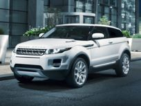 2012 Land Rover Range Rover Evoque All-wheel Drive Coupe Pure Plus