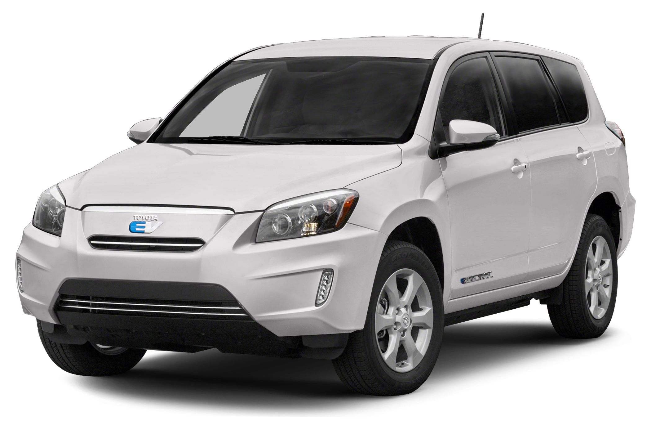 2012 Toyota RAV4 EV
