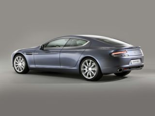 Aston Martin Rapide