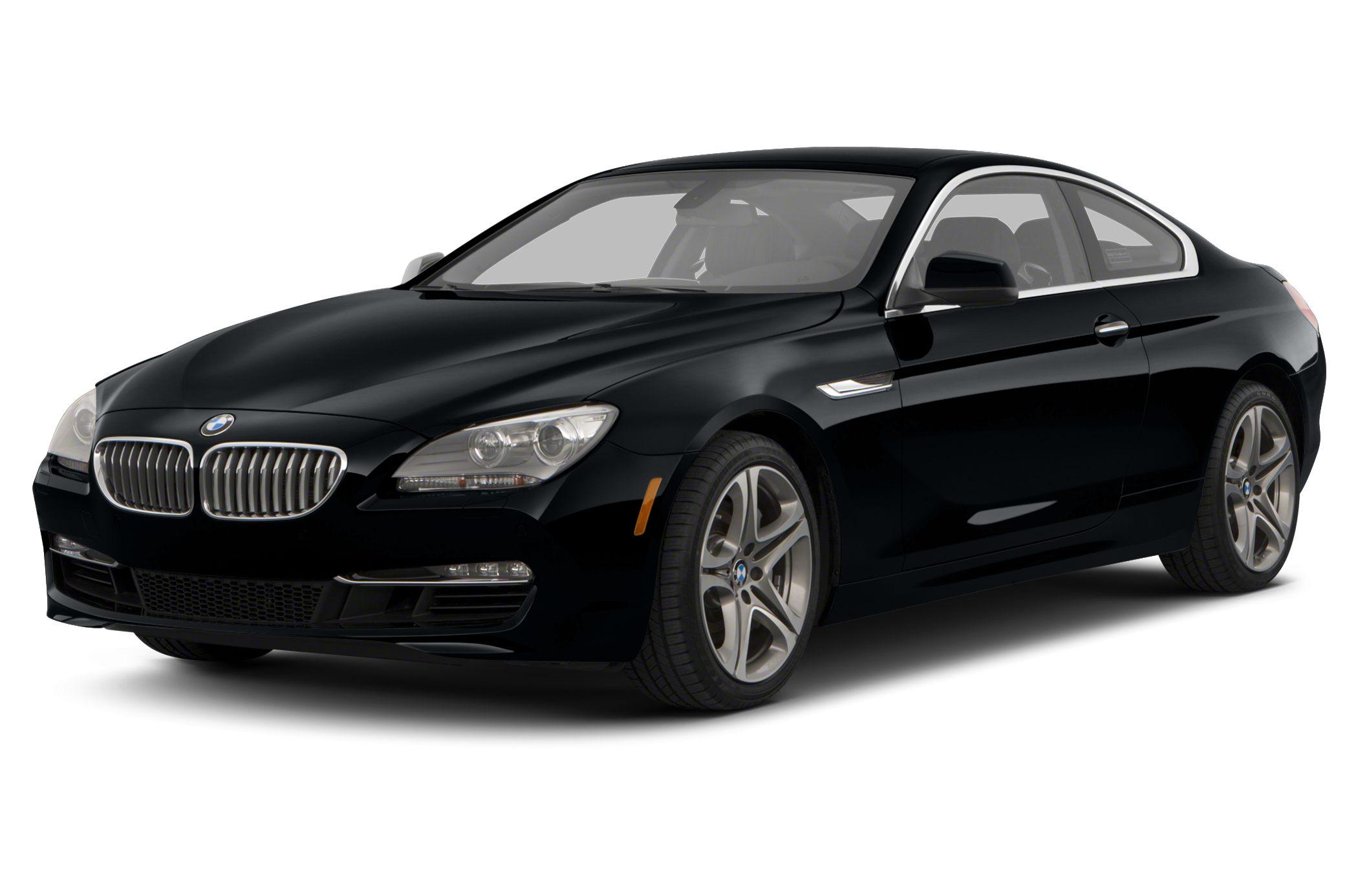 2013 BMW 640