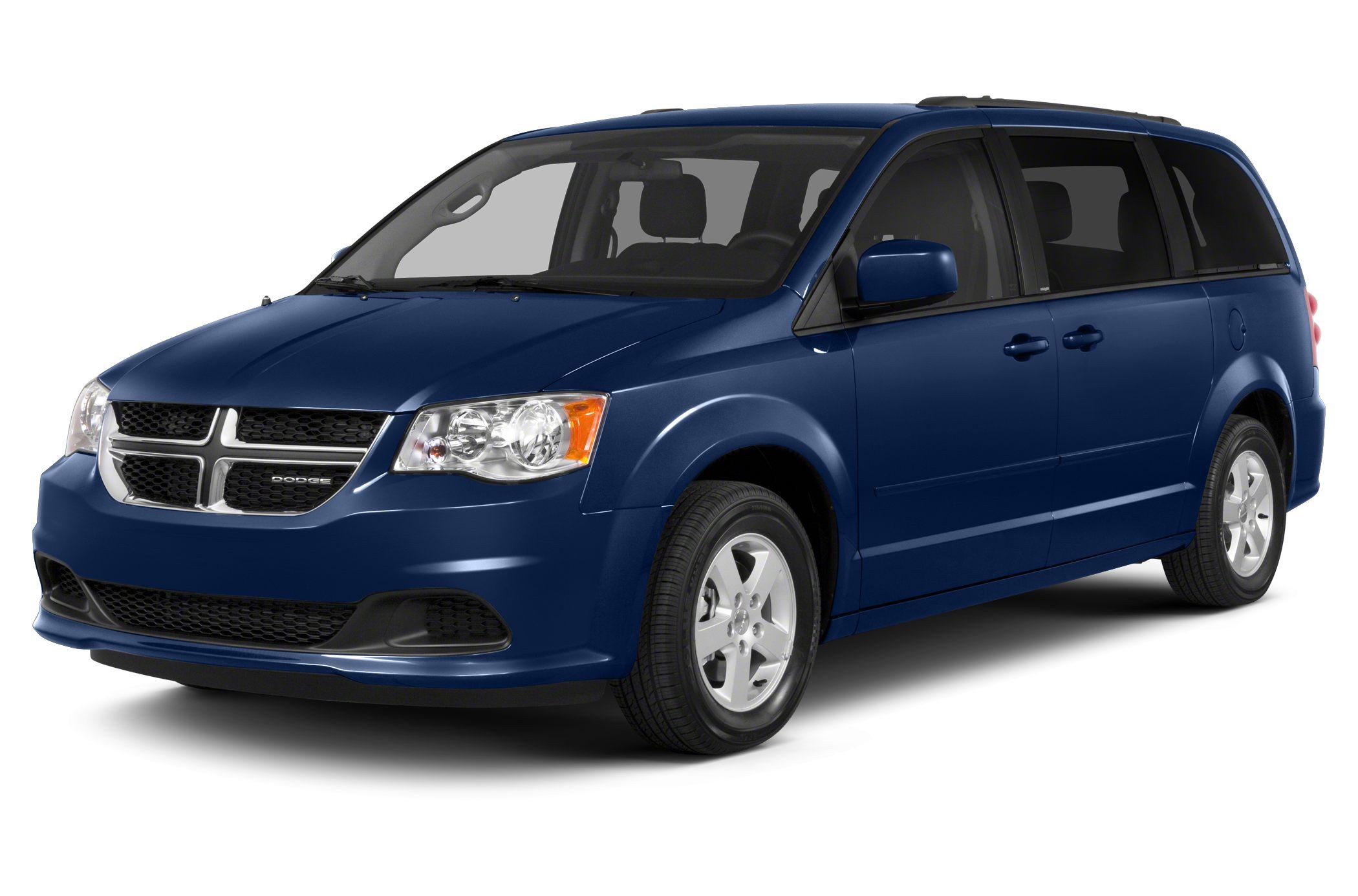 2013 Dodge Grand Caravan