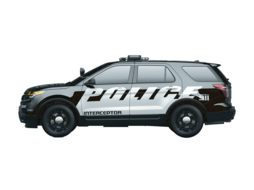 2015 Ford Utility Police Interceptor All-wheel Drive Base