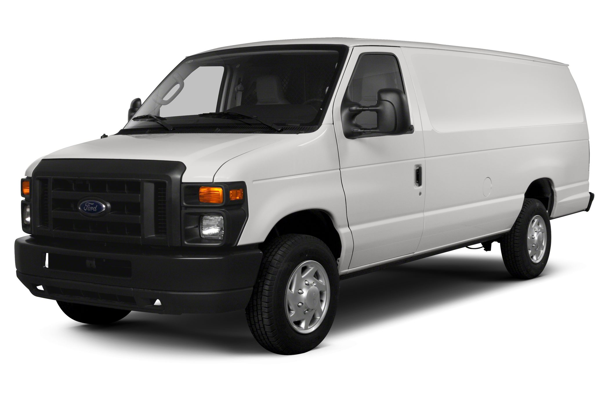 2013 Ford E-250