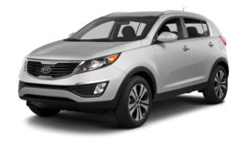 2013 kia sportage ex 4dr awd safety ratings and features. Black Bedroom Furniture Sets. Home Design Ideas