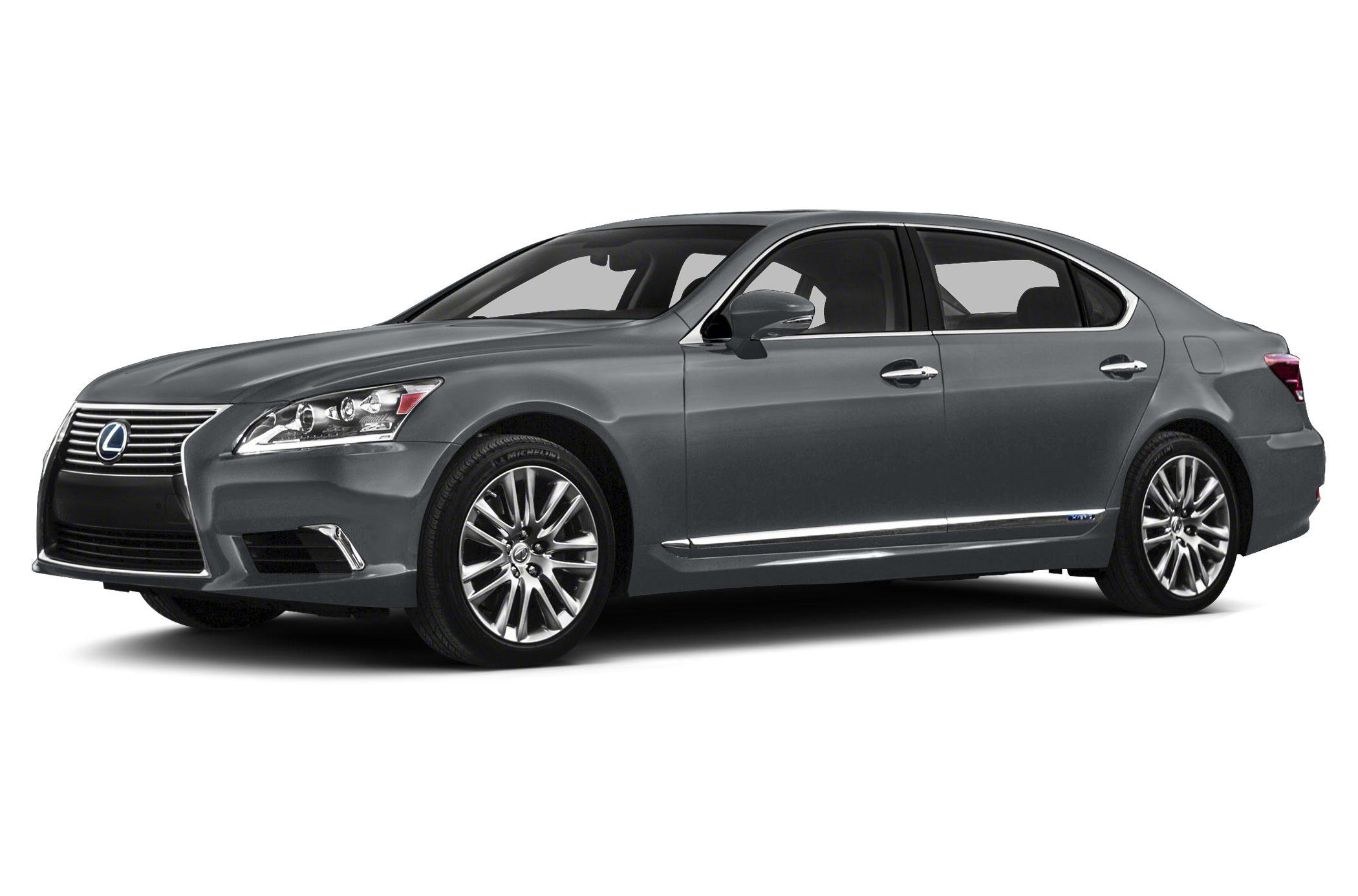 2014 Lexus LS 600h