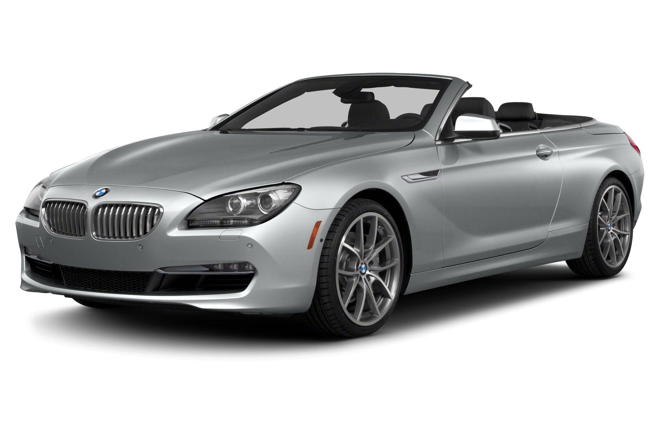 2014 BMW 640