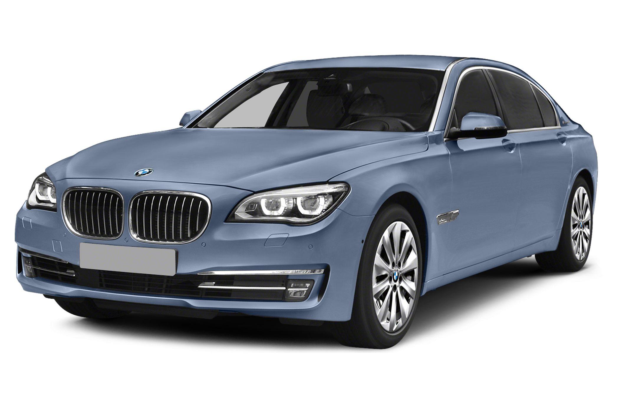 2014 BMW ActiveHybrid 740