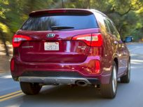 2015 Kia Sorento 4dr All-wheel Drive LX