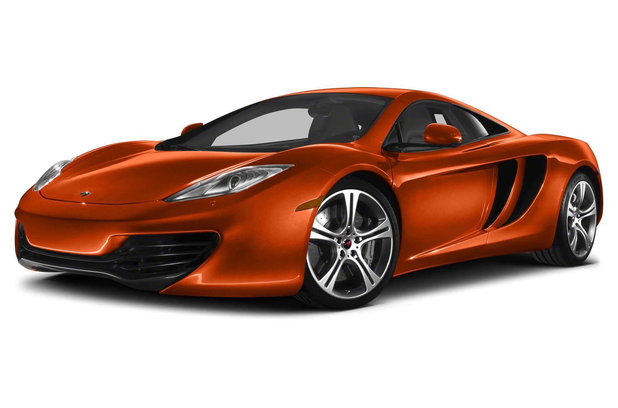2014 McLaren MP4-12C
