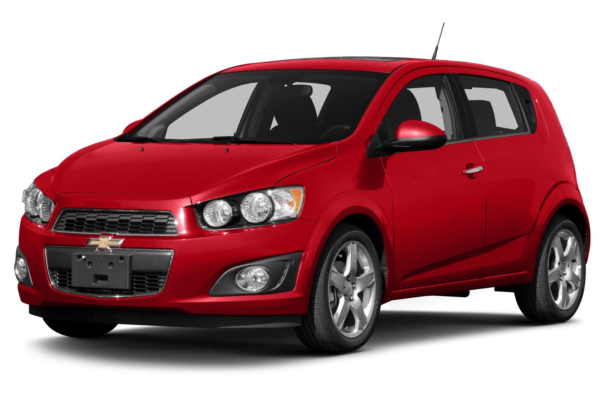 2015 Chevrolet Sonic
