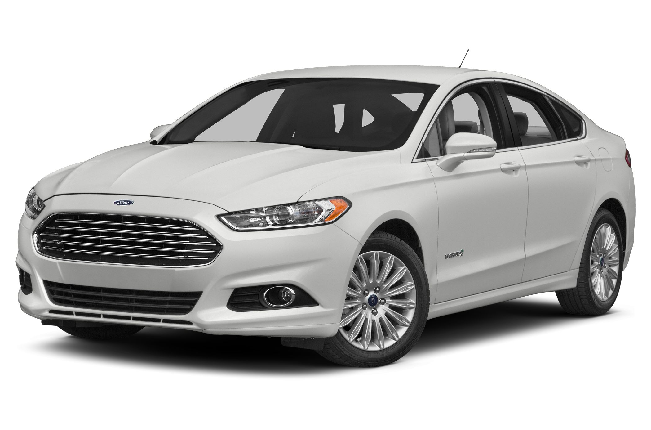 2015 Ford Fusion Hybrid