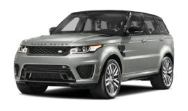2015 land rover range rover sport 5 0l supercharged svr. Black Bedroom Furniture Sets. Home Design Ideas