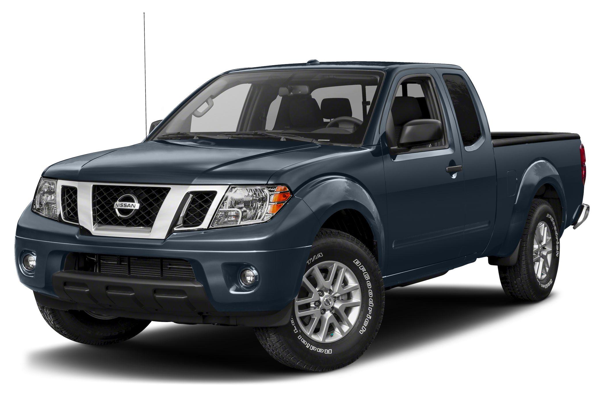 2015 Nissan Frontier