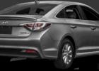 2016 Hyundai Sonata Hybrid 4dr Sedan