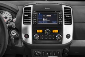 2016 Nissan Frontier 4x4 Crew Cab 4.75' box 125.9