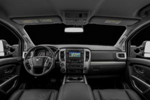 2016 Nissan Titan XD 4x4 Crew Cab 6.3' box 151.6