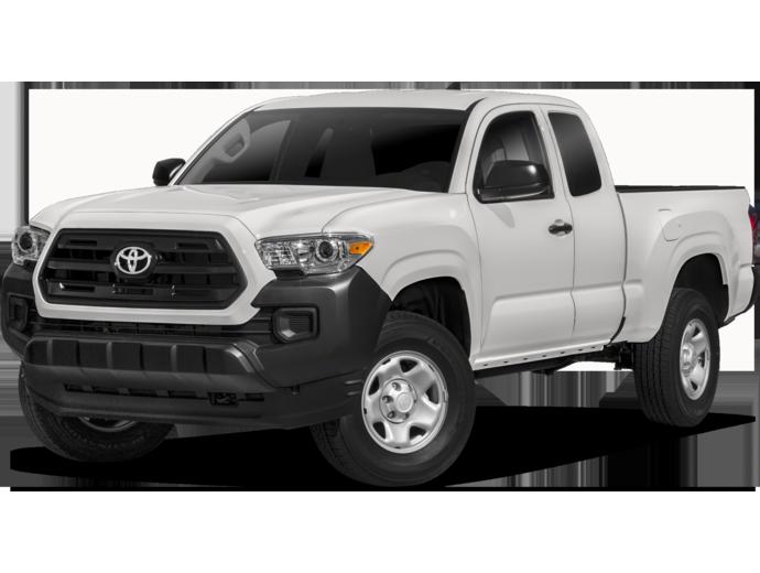 2016 Toyota Tacoma 4x4 Access Cab 127.4