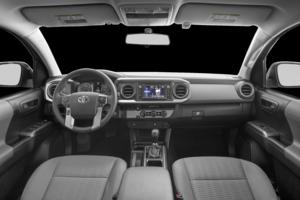 2016 Toyota Tacoma 4x2 Double Cab 127.4
