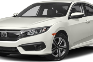 2017 Honda Civic 4dr Sedan