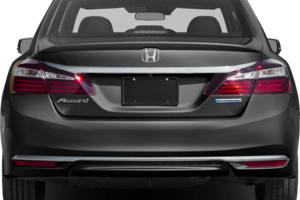 2017 Honda Accord Hybrid 4dr Sedan