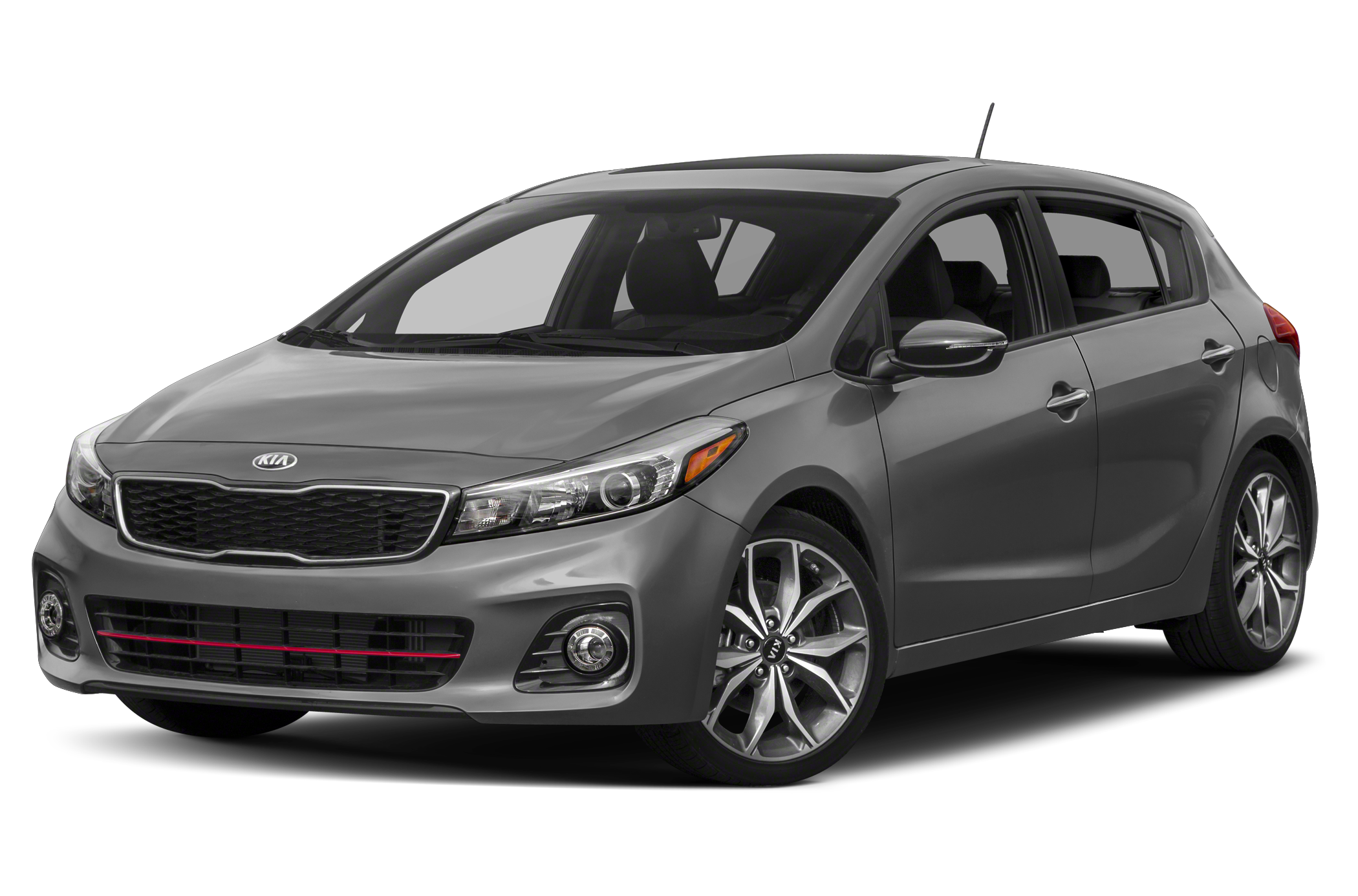 2017 Forte 5