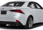 2017 Lexus IS 200t 4dr RWD Sedan