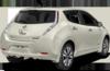 2017 Nissan LEAF 4dr Hatchback