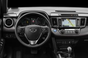 2017 Toyota RAV4 Hybrid 4dr AWD