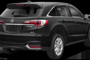 2018 Acura RDX 4dr AWD