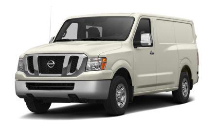 2017 Nissan NV Cargo NV2500 HD S V6