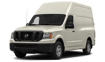 2018 Nissan NV Cargo NV3500 HD SV V8