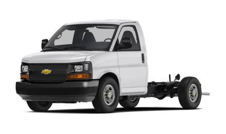 2019 Chevrolet Express Cutaway Work Van