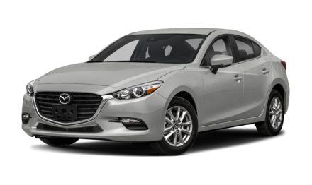 2018 Mazda 3 GS