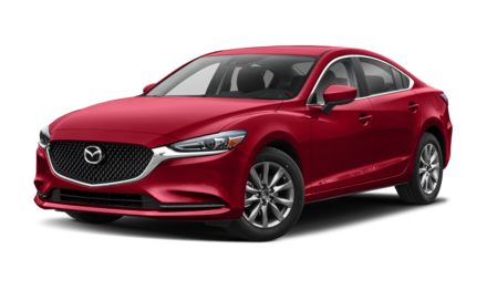 2019 Mazda 6 GS