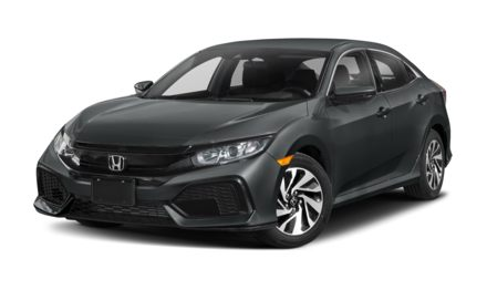 2020 Honda Civic Hatchback LX