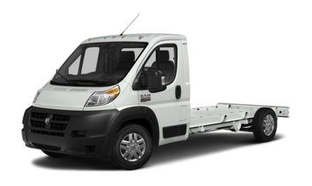 2019 RAM ProMaster 3500 Cutaway Low Roof