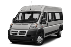 ProMaster 2500 Window Van